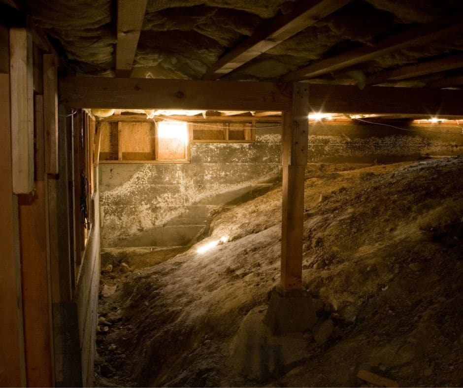 Atlanta Superior Home Inspections - Crawl Space Inspection