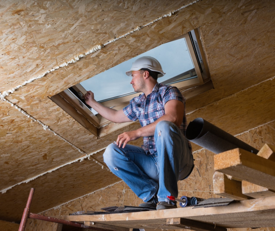 Attic & Crawl Space Inspection Services In Southwest Atlanta