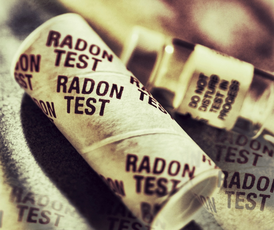 Superior Home Inspections Service page -Radon Testing