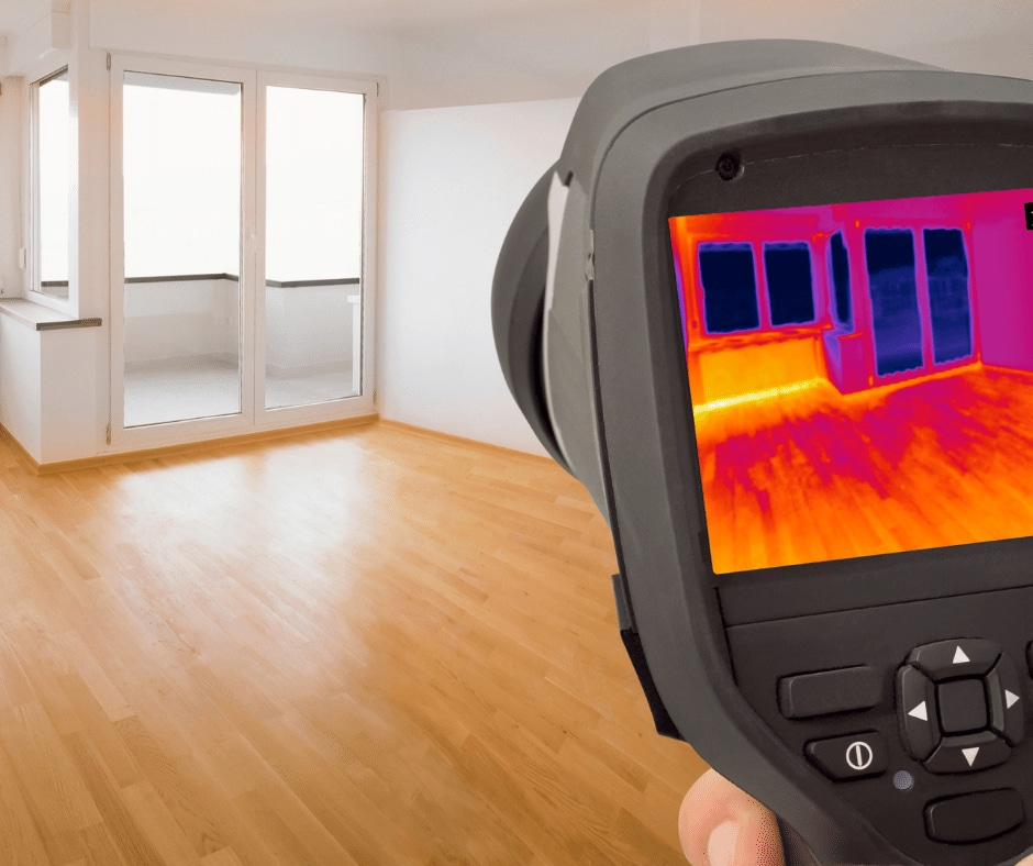 Atlanta Superior Home Inspections Service page -Thermal Imaging